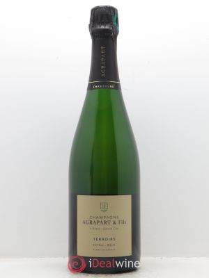 Terroirs Extra Brut Blanc de blancs Agrapart & Fils  ---- - Lot de 1 Bottle