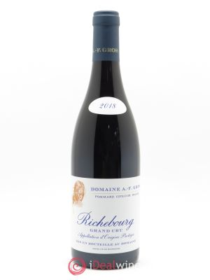 Richebourg Grand Cru A.-F. Gros  2018 - Lot de 1 Bouteille