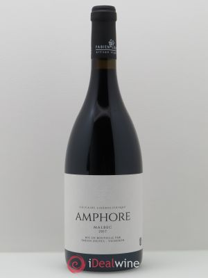 Cahors Mas Del Périé  Amphore Fabien Jouves  2017 - Lot de 1 Bottle