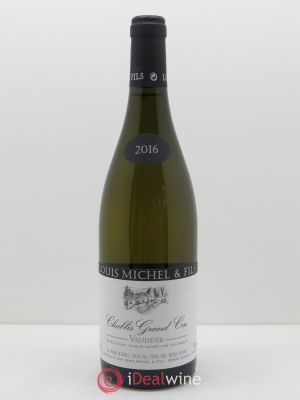 Chablis Grand Cru Vaudésir Louis Michel et Fils  2016 - Lot de 1 Bottle