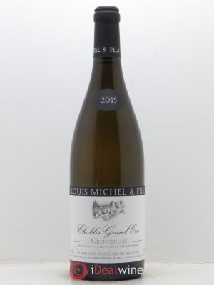 Chablis Grand Cru Grenouilles Louis Michel et Fils  2015 - Lot de 1 Bottle