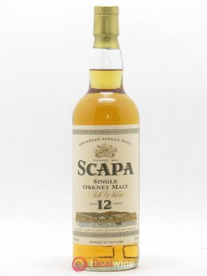 Whisky Scapa Aged 12 Years Single Orkney Malt ---- - Lot de 1 Bouteille