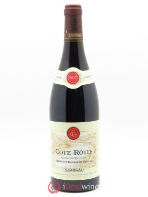 Côte-Rôtie Côtes Brune et Blonde Guigal  2017 - Lot de 1 Bottle