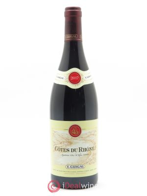 Côtes du Rhône Guigal  2017 - Lot de 1 Bottle