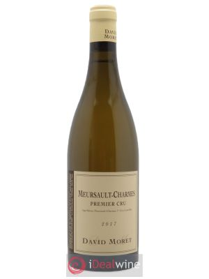 Meursault 1er Cru Charmes David Moret (Domaine)  2017 - Lot de 1 Bottle