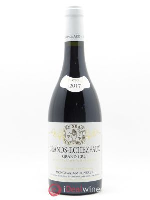 Grands-Echézeaux Grand Cru Mongeard-Mugneret (Domaine)  2017 - Lot de 1 Bottle