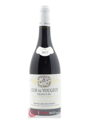 Clos de Vougeot Grand Cru Mongeard-Mugneret (Domaine)  2017 - Lot de 1 Bottle