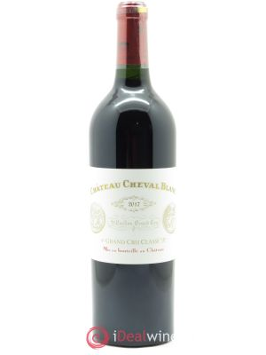 Château Cheval Blanc 1er Grand Cru Classé A (OWC if 6 btls) 2017 - Lot de 1 Bottle