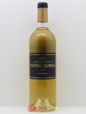 Château Guiraud 1er Grand Cru Classé (OWC if by 12 btl) 2016 - Lot de 1 Bottle