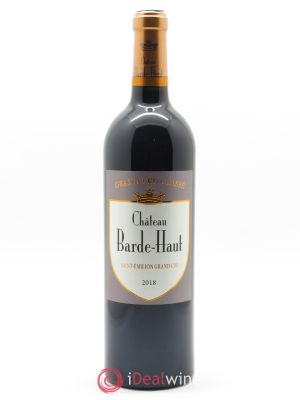 Château Barde Haut Grand Cru Classé (OWC if 6 btls) 2018 - Lot de 1 Bottle