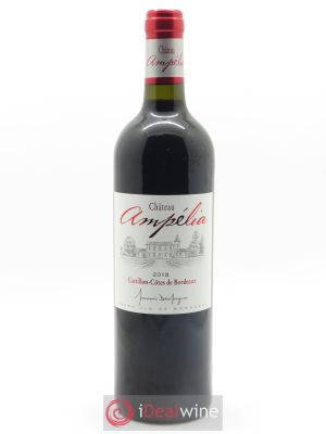 Château Ampélia  2018 - Lot de 1 Bottle