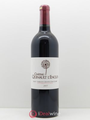 Château Quinault L'Enclos Grand Cru Classé (OWC if 6 btls) 2017 - Lot de 1 Bottle