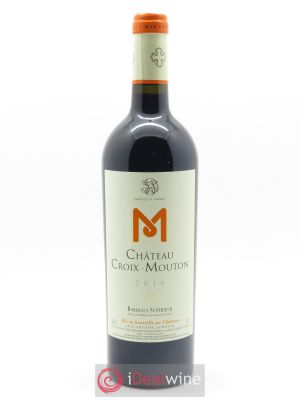 Chateau Croix Mouton  2016 - Lot de 1 Bottle
