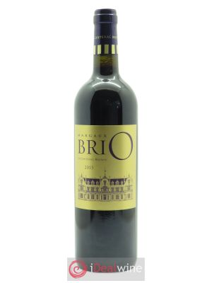 Brio de Cantenac Brown  2015 - Lot de 1 Bouteille