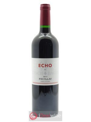 Echo de Lynch Bages Second vin (CBO à partir de 12 bts) 2017