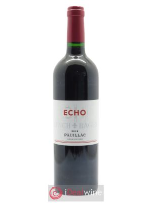 Echo de Lynch Bages Second vin (CBO à partir de 12 bts) 2018