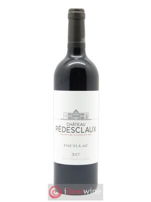 Château Pedesclaux 5ème Grand Cru Classé (OWC IF 12 btl) 2017 - Lot de 1 Bottle