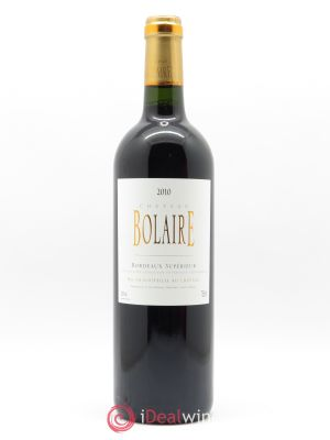 Bolaire  2010 - Lot de 1 Bottle