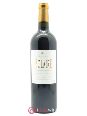Bolaire  2014 - Lot de 1 Bottle