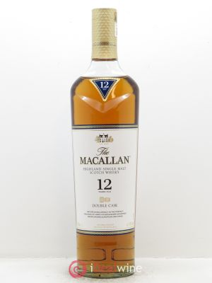 Whisky Double Cask 12 years Old The Macallan (70cl) ---- - Lot de 1 Bottle
