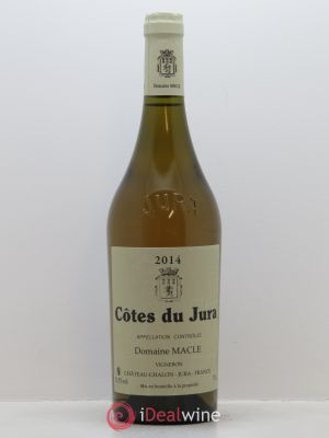 Côtes du Jura Jean Macle  2014 - Lot de 1 Bottle