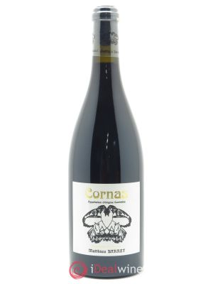 Cornas Ogre Coulet (Domaine du) - Matthieu Barret  2016 - Lot de 1 Bottle