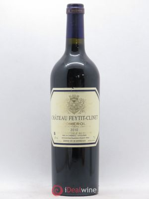 Château Feytit Clinet  2010 - Lot de 1 Bottle