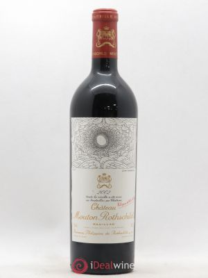 Château Mouton Rothschild 1er Grand Cru Classé  2002 - Lot de 1 Bottle