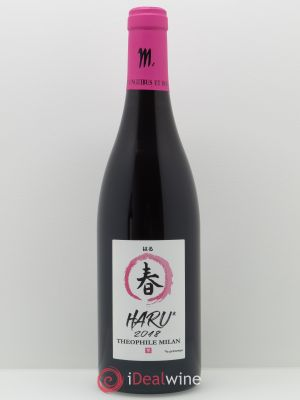 Vin de France  Théophile Milan Haru Henri Milan  2018 - Lot de 1 Bottle