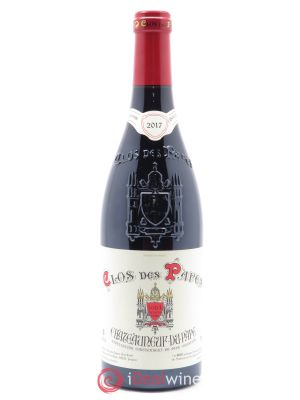 Châteauneuf-du-Pape Clos des Papes Paul Avril  2017 - Lot de 1 Bottle