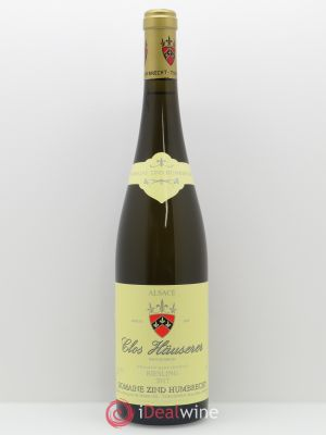 Riesling Clos Hauserer Zind-Humbrecht (Domaine)  2017 - Lot de 1 Bottle