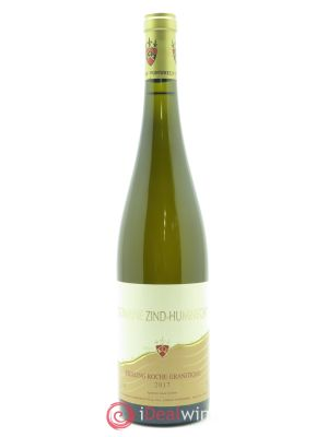 Riesling Roche Granitique Zind-Humbrecht (Domaine)  2017 - Lot de 1 Bottle