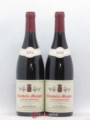 Chambolle-Musigny 1er Cru Aux Beaux Bruns Ghislaine Barthod  (no reserve) 2013