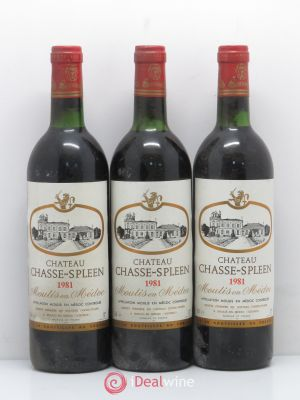 Château Chasse Spleen  1981