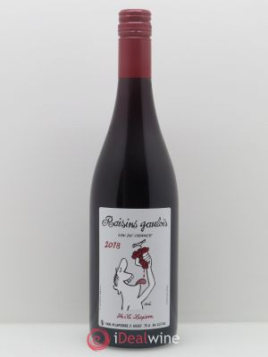 Vin de France Raisins Gaulois Marcel Lapierre (Domaine)  2018 - Lot de 1 Bottle
