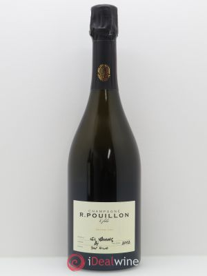 Grand Cru Extra-Brut Les Valnons R. Pouillon & fils  2012 - Lot de 1 Bottle