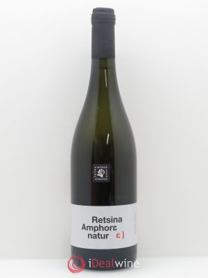 Retsina Tetramythos Amphore Nature  2018 - Lot de 1 Bottle