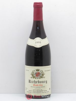 Richebourg Grand Cru Denis Mugneret 1993 - Lot de 1 Bouteille