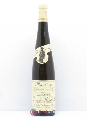 Riesling Vendanges Tardives Weinbach (Domaine)  1998