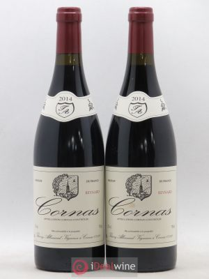 Cornas Reynard Thierry Allemand  2014 - Lot de 2 Bottles