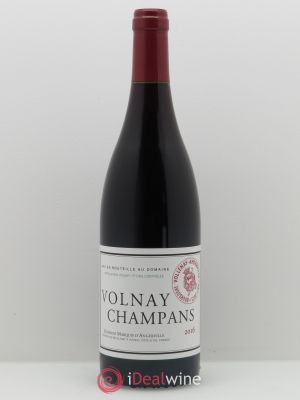 Volnay 1er Cru Champans Marquis d'Angerville (Domaine)  2016 - Lot de 1 Bottle