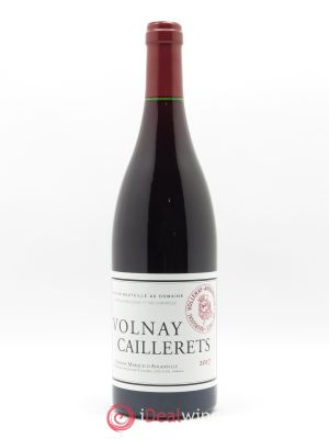 Volnay 1er Cru Caillerets Marquis d'Angerville (Domaine)  2017