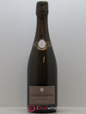 Brut Louis Roederer  2012 - Lot de 1 Bottle