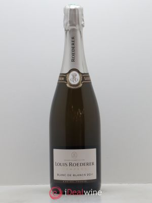 Blanc de Blancs Brut Louis Roederer  2011 - Lot de 1 Bottle