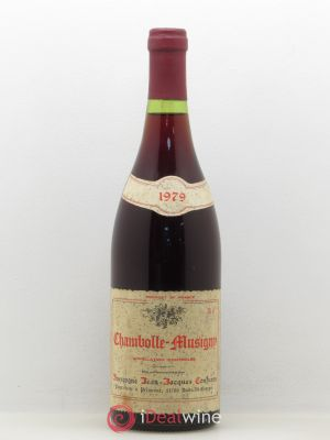 Chambolle-Musigny Jean-Jacques Confuron  1979