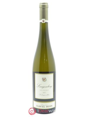 Alsace 1er Cru Langenberg Marcel Deiss (Domaine)  2017 - Lot de 1 Bottle