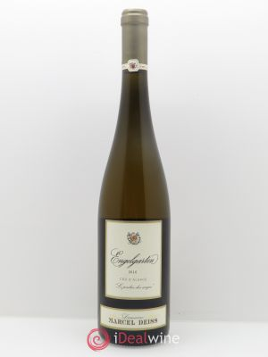 Alsace 1er Cru Engelgarten Marcel Deiss (Domaine)  2016 - Lot de 1 Bottle