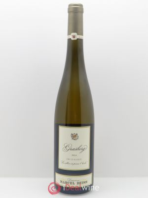 Alsace Grasberg Marcel Deiss (Domaine)  2014 - Lot de 1 Bottle