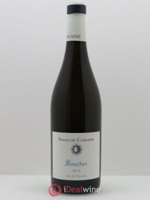 Vin de France Bouchet François Chidaine (Domaine)  2014 - Lot de 1 Bottle