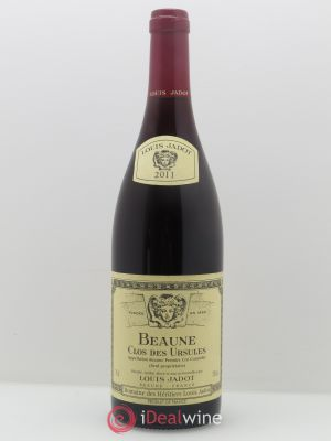 Beaune 1er Cru Clos des Ursules Maison Louis Jadot  2011 - Lot de 1 Bottle